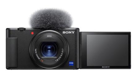 Sony presenta cámara para vloggers ZV-1, especialmente diseñada para creadores de contenido en video