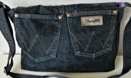 Dale una segunda vida a tus antiguos jeans con  estas ideas de Wrangler