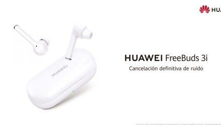 Los nuevos HUAWEI FreeBuds 3i ofrecen una experiencia de sonido premium