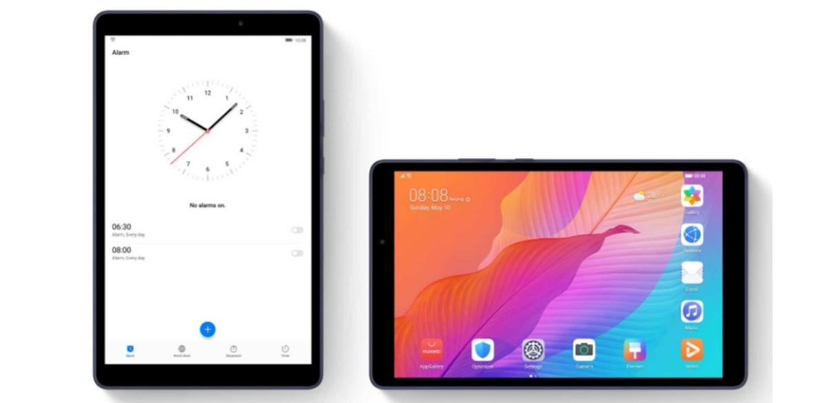 MatePad T8, la tablet más económica de Huawei ya llegó a Chile