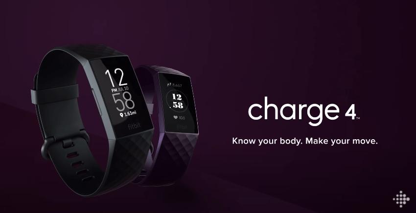Fitbit anuncia útil update en su dispositivo Charge 4