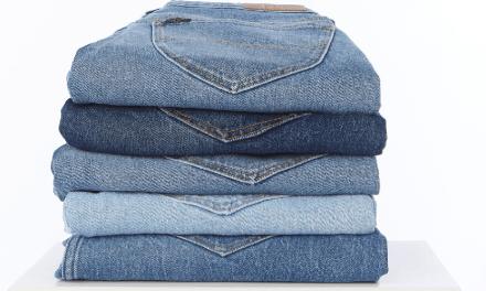 Seis consejos para guardar tus jeans en el clóset correctamente