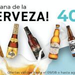 Casa de la Cerveza lanza descuentos de hasta 40% por Semana de la Cerveza
