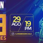 Los Tres abrirá el primer concierto en vivo de Live in Room