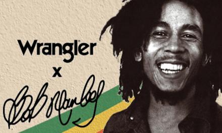 Colección Wrangler X Bob Marley: un homenaje al músico de reggae más influyente de la historia