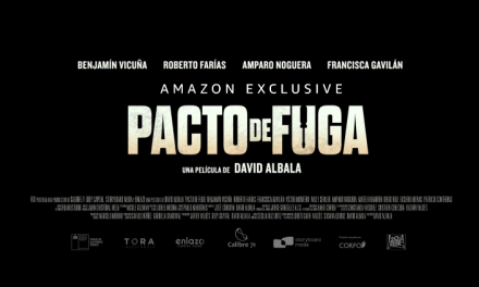 """PACTO DE FUGA"" Ya se encuentra disponible en  Amazon Prime Video"