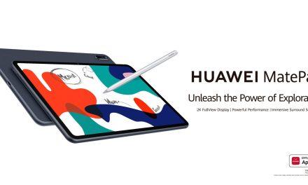 Llega a Chile la HUAWEI MatePad 10.4, tablet multipropósito que responde tanto para la entretención como el trabajo