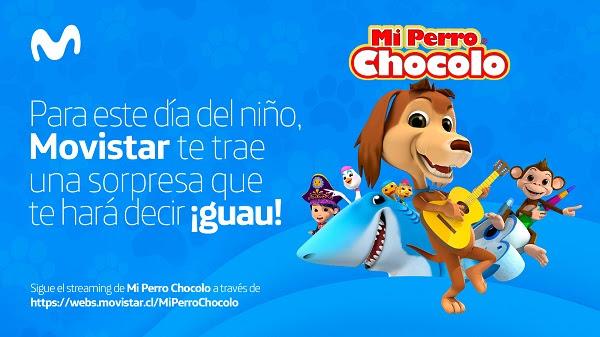 Movistar Arena en Día del Niño: Perro Chocolo se presenta gratis y por primera vez desde las cuarentenas con nuevo show virtual