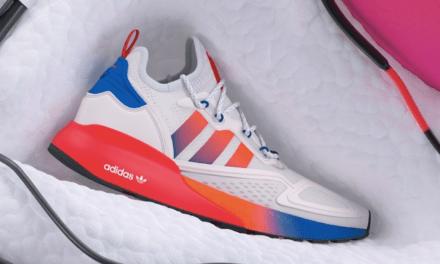 Adidas Originals lanza cuatro nuevas zapatillas ZX 2K para la temporada primavera/verano 2020