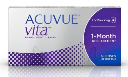 J&J lanza en Chile ACUVUE® VITA™, lente de contacto de uso mensual