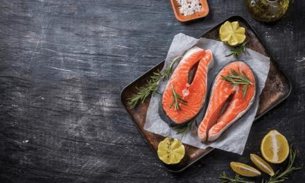 Salmón: la proteína animal más eficiente