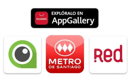 Planifica tus viajes en transporte público con las aplicaciones disponibles en HUAWEI AppGallery