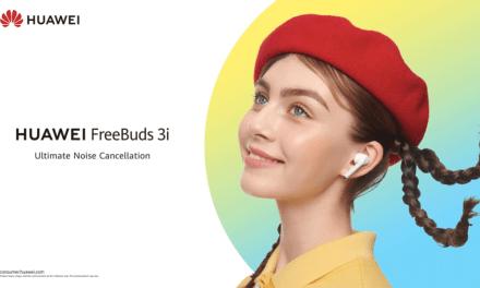Te contamos cómo funciona la cancelación de ruido activa en los audífonos HUAWEI FreeBuds 3i