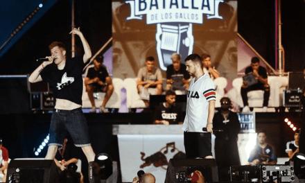 TODO LISTO PARA LA FINAL ESPAÑOLA DE BATALLA DE LOS GALLOS QUE SE DISPUTARÁ ESTE SÁBADO