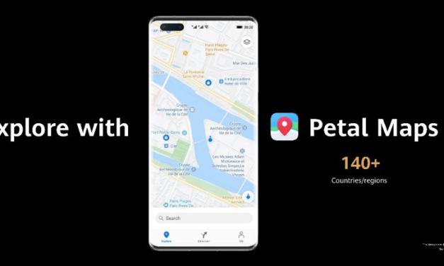 Huawei anuncia Petal Search, Petal Maps, HUAWEI Docs y más