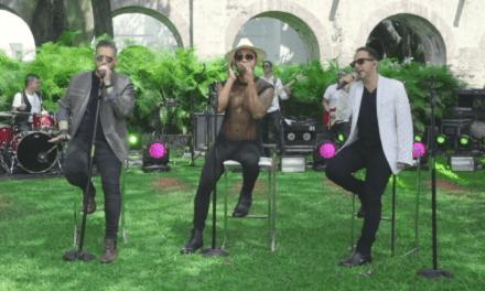 Alan, Samo & Héctor: El amor siempre estará de moda