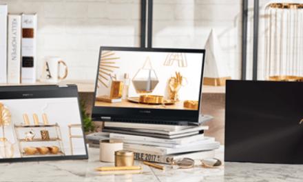Llega a Chile la nueva línea de notebooks premium Asus Zenbook con procesadores de 11ma generación y tecnología para afrontar la nueva normalidad