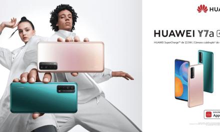 ¡Muy pronto! Huawei presentará en Chile el nuevo HUAWEI Y7a
