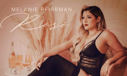 Melanie Pfirrman presenta su embriagante canción «Rosé»