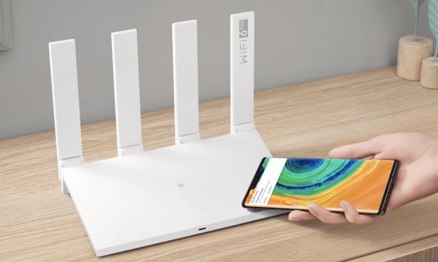 El HUAWEI WiFi AX3 garantiza la mejor conectividad  para disfrutar tus tiempos de entretención en casa