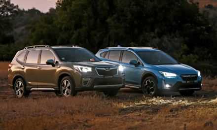 Nueva generación de Motores Hybrid, únicos de Subaru.
