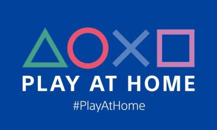 ¡Aprovecha 4 meses de juegos gratuitos con la promoción Play at Home!