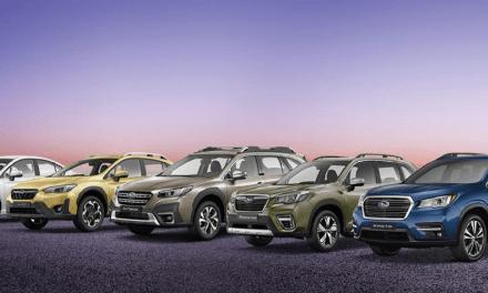 Subaru sorprende con 14 distinciones en Estados Unidos y Canadá