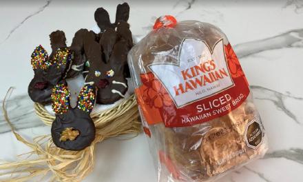 En Semana Santa disfruta irresistibles recetas junto a King´s Hawaiian