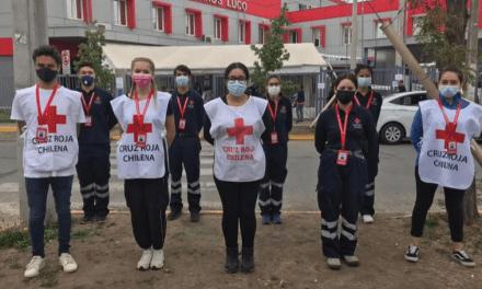 P&G Chile dona más de 7 mil pruebas PCR a voluntarios de Cruz Roja a lo largo del país