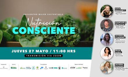 «Encuentro Mujer Sustentable: Nutrición Consciente