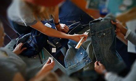 Lee entrega 3 ideas para reciclar tus antiguos jeans