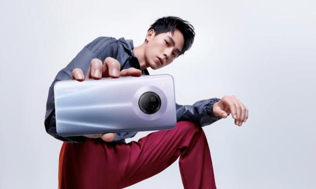 HUAWEI Y9a: cámara cuádruple con IA y Estabilizador Electrónico de Imagen permite tomar fotos impresionantes