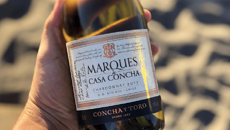 Conoce más sobre el origen y atributos del Chardonnay de Marques de Casa Concha