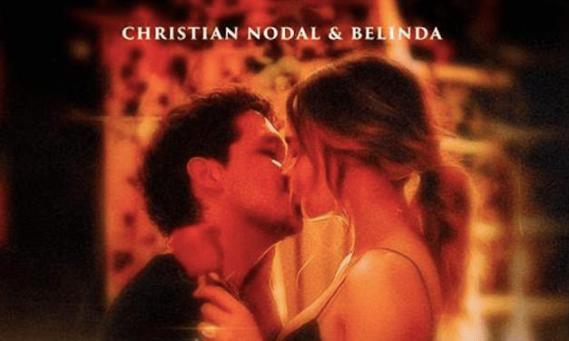 """Christian Nodal y Belinda le cantan al amor nos presentan """"Si nos dejan """""""