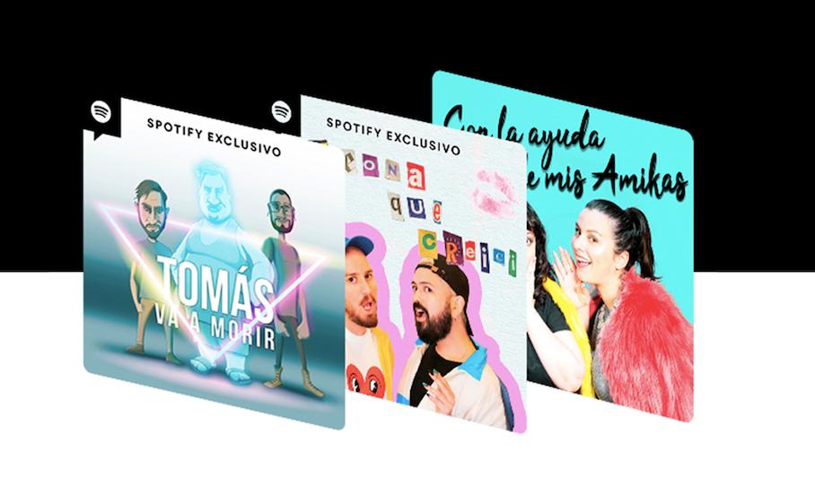 Spotify se consolida como la casa de la comedia en Chile