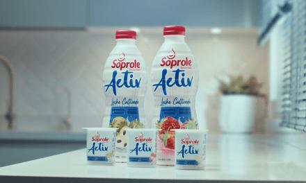 """""""Soprole Activ"""": La nueva línea de productos fortificados con Vitamina D y probióticos, especial para adultos"""