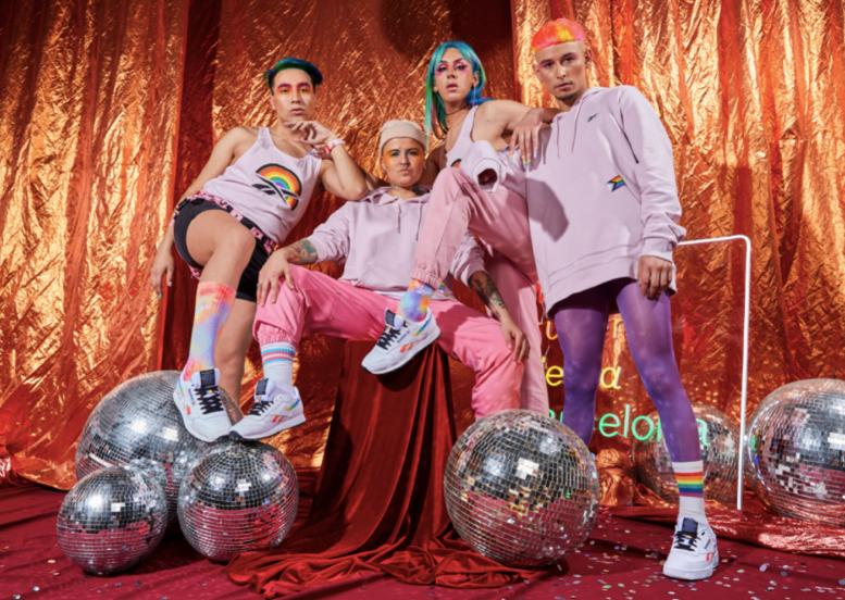 ReebokXPride: House of Keller muestra la cultura del ballroom en el mes del Orgullo LGBTQIA+