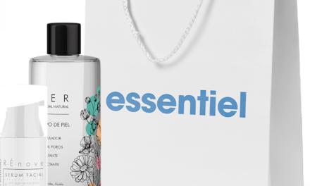 Essentiel presenta pack especial para ellos : El cuidado esencial para los padres ya está aquí