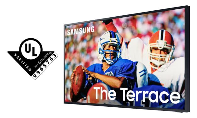 Televisor The Terrace recibe la primera certificación de visibilidad en exteriores de la industria