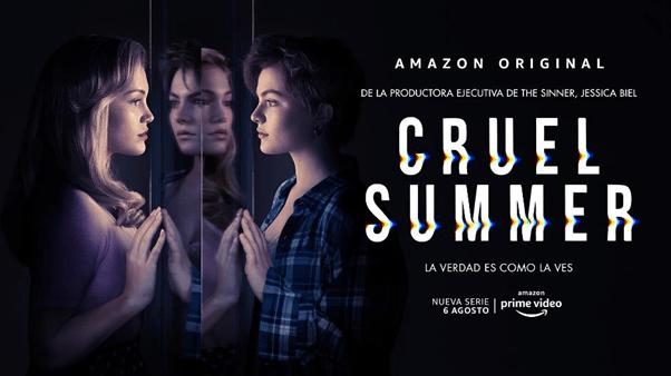 AMAZON PRIME VIDEO presenta «Cruel Summer»