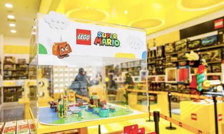 LEGO® abre en Concepción la tienda más grande de Sudamérica