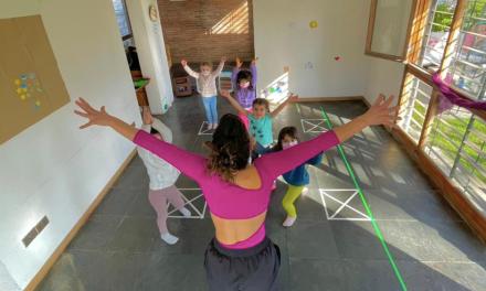 La danza como una instancia creativa para niños en pandemia