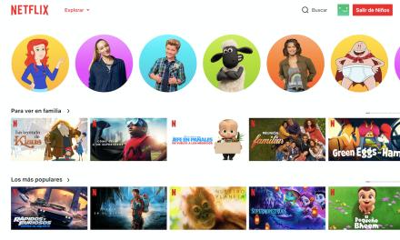 [Netflix]: Día del niño – Consejos para disfrutar en familia