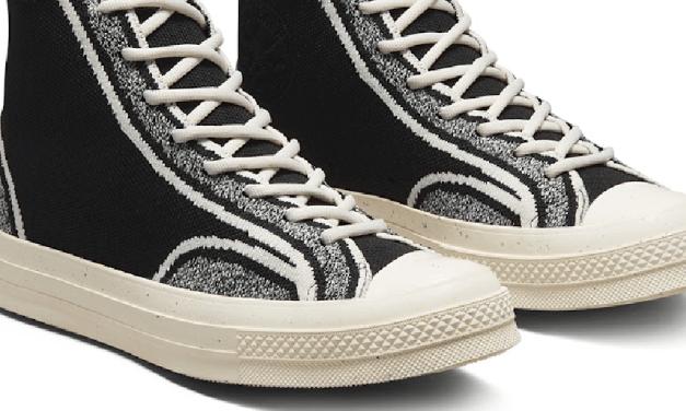 Renew Knit: El compromiso sustentable de Converse vuelve esta temporada