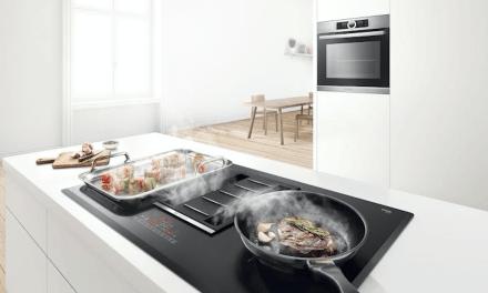 Conoce lo nuevo de Bosch electrodomésticos: Encimera con campana integrada, máximo diseño y performance todo en uno