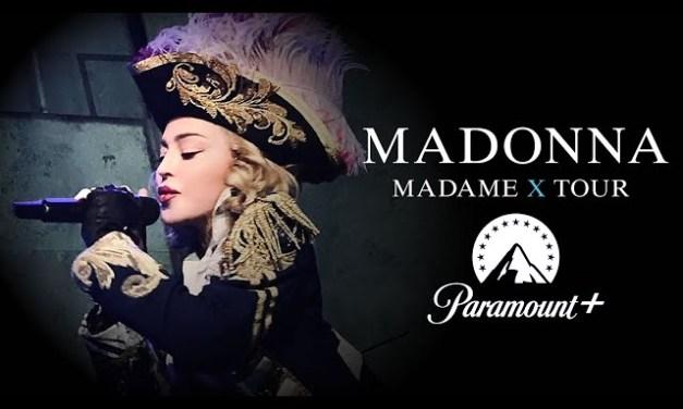 LLEGA A LATINOAMÉRICA EL EXCLUSIVO CONCIERTO DE MADONNA, MADAME X
