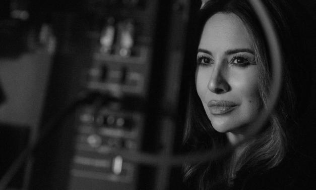 Myriam Hernández presenta decidido tercer single de su próximo disco