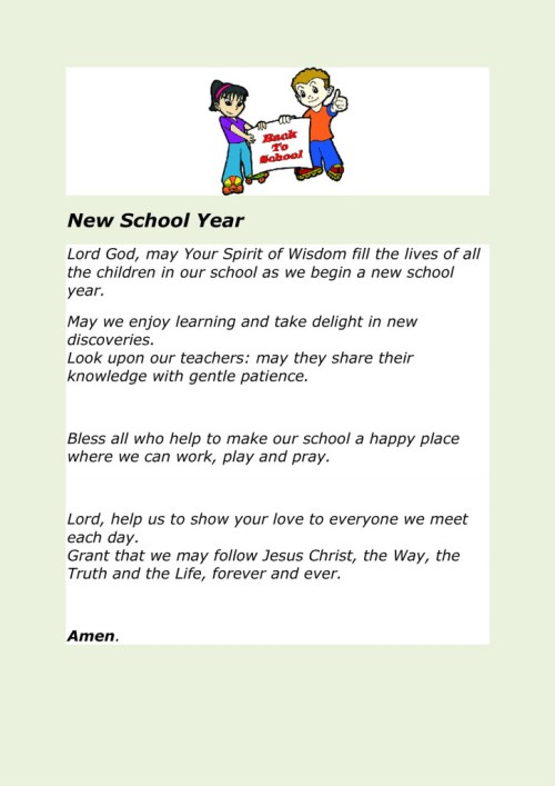 Prayer-for-New-School-Year-2