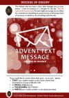 Advent-Text-poster