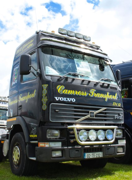Camross Transport at The Ossory Truck Show